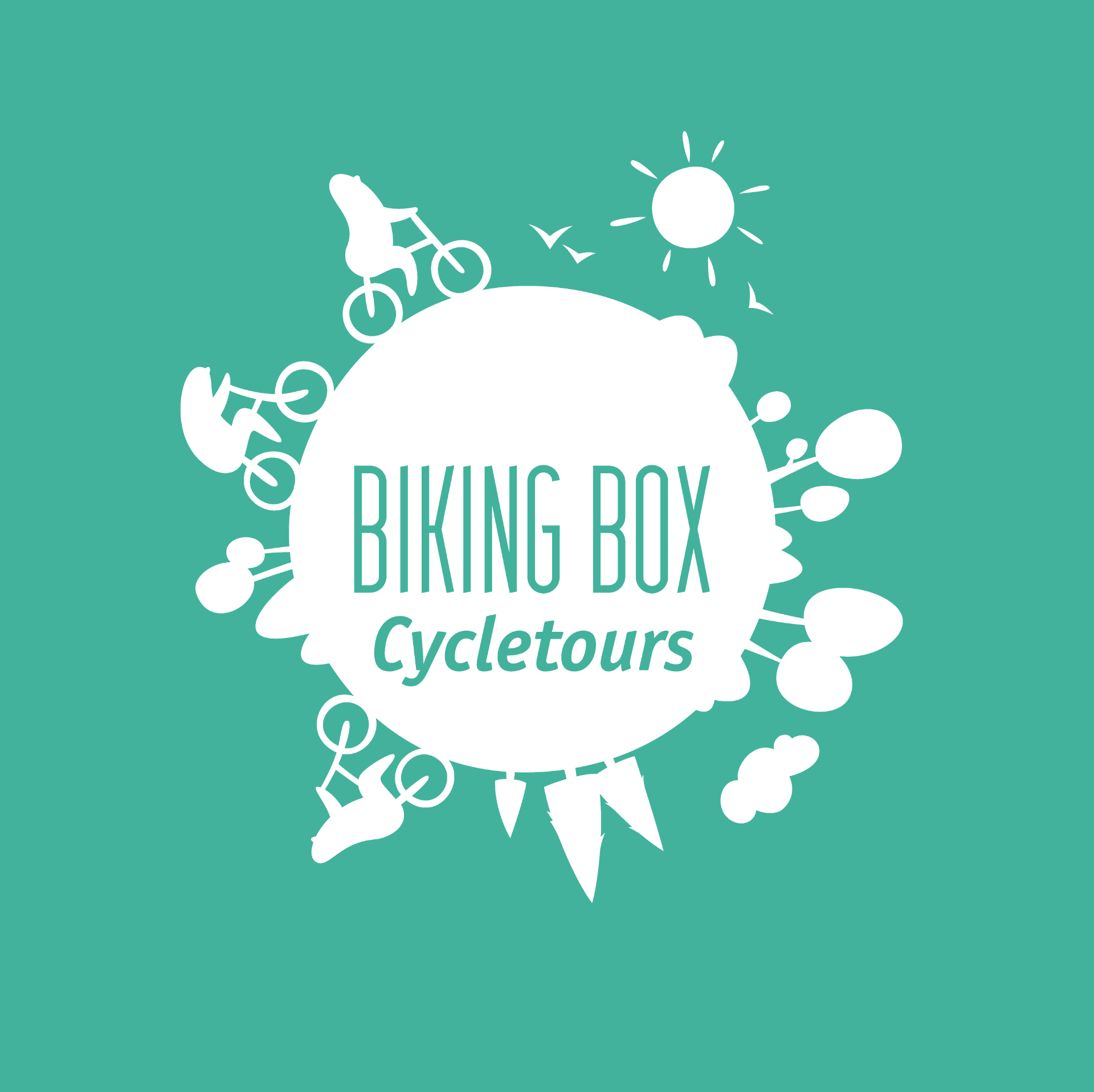 Biking Box Cycle Tours- rent a bike - guided tours - cycling guide - Great War tours - In Flanders Fields